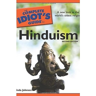 The Complete Idiot's Guide to Hinduism, 2nd Edition, Used Book (9781592579051)