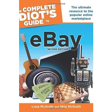 The Complete Idiot's Guide to Ebay, 2nd Edition, Used Book (9781592579693)