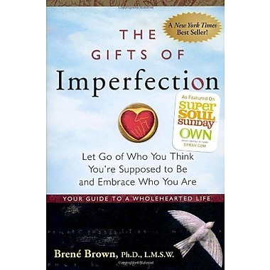 The Gifts of Imperfection: Let Go of Who You Think You're Supposed to Be and Embrace Who You Are, Used Book (9781592858491)