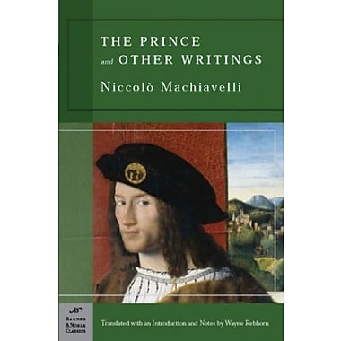 The Prince and Other Writings, Used Book (9781593080600)