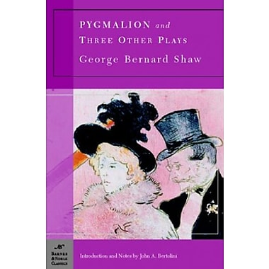Pygmalion and Three Other Plays, Used Book (9781593080785)