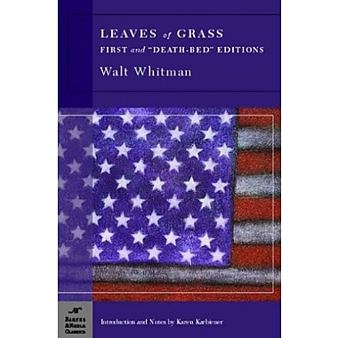 Leaves of Grass, Used Book (9781593080839)