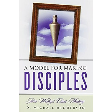 A Model for Making Disciples, Used Book (9781593175498)