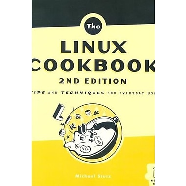 The Linux Cookbook, Second Edition, Used Book (9781593270315)