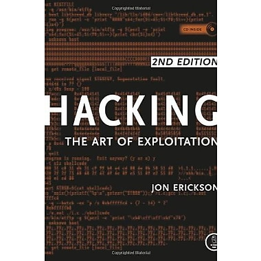 Hacking: The Art of Exploitation, 2nd Edition Used Book (9781593271442)
