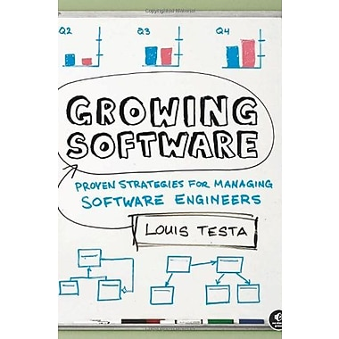 Growing Software: Proven Strategies for Managing Software Engineers Used Book (9781593271831)