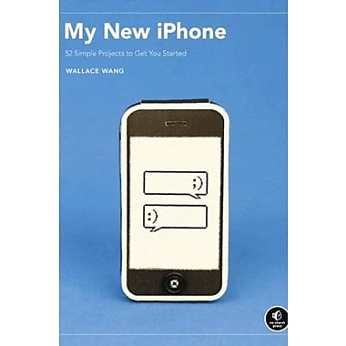 My New Iphone: 55 Simple Projects to Get You Started, Used Book (9781593271954)