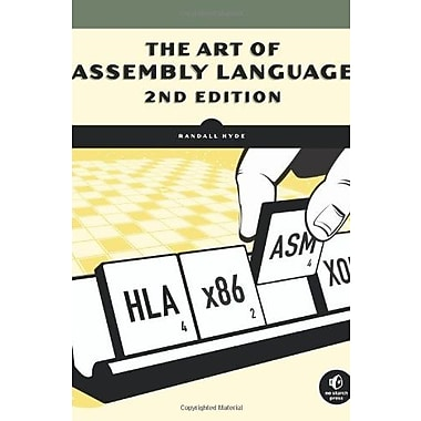 The Art of Assembly Language Used Book (9781593272074)