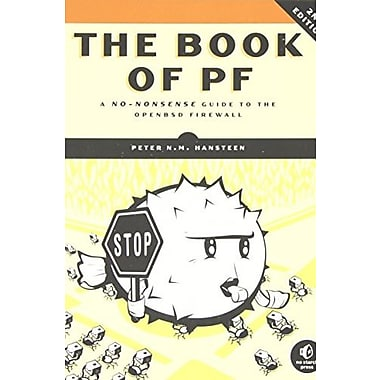 The Book of PF: A No-Nonsense Guide to the OpenBSD Firewall Used Book (9781593272746)