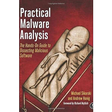 Practical Malware Analysis: The Hands-On Guide to Dissecting Malicious Software Used Book (9781593272906)
