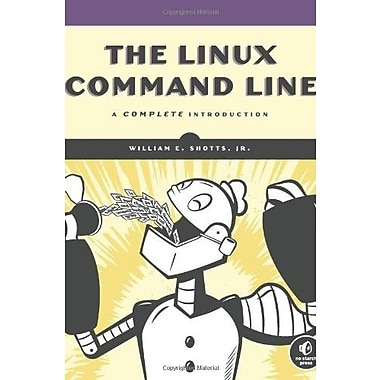 The Linux Command Line: A Complete Introduction Used Book (9781593273897)