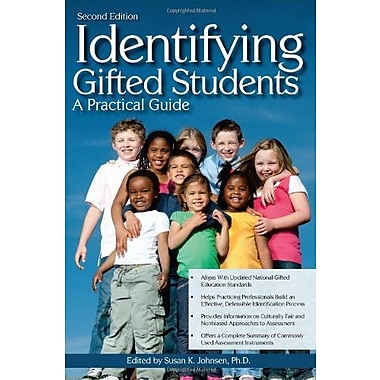Identifying Gifted Students, 2E: A Practical Guide Used Book (9781593637019)