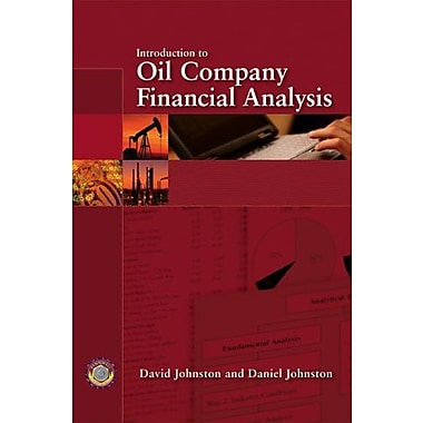 Introduction to Oil Company Financial Analysis Used Book (9781593700447)