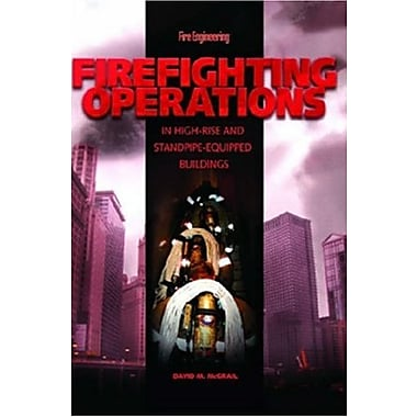 Firefighting Operations In High-Rise And Standpipe-Equipped Buildings, Used Book (9781593700546)