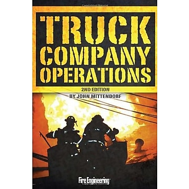 Truck Company Operations, 2nd Edition, Used Book (9781593702182)