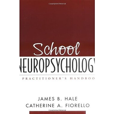 School Neuropsychology: A Practitioner's Handbook, Used Book (9781593850111)
