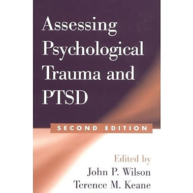 Assessing Psychological Trauma and PTSD, Second Edition, Used Book (9781593850357)