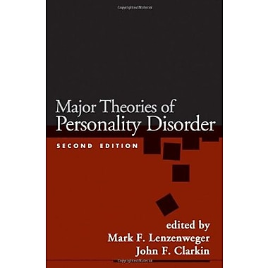 Major Theories of Personality Disorder, Second Edition, Used Book (9781593851088)