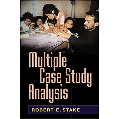 Multiple Case Study Analysis, Used Book (9781593852481)
