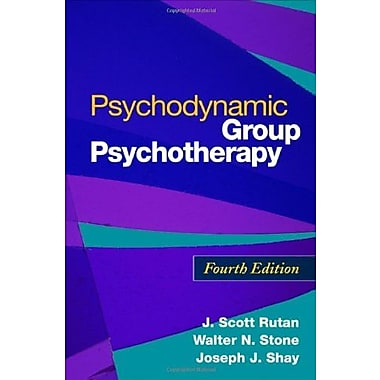 Psychodynamic Group Psychotherapy, Fourth Edition, Used Book (9781593852665)