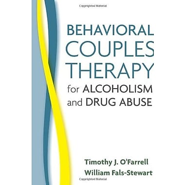 Behavioral Couples Therapy for Alcoholism and Drug Abuse, Used Book (9781593853242)