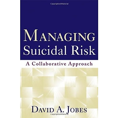 Managing Suicidal Risk: A Collaborative Approach, Used Book (9781593853273)