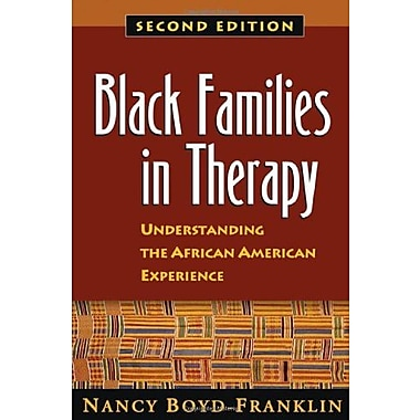 Black Families in Therapy: Understanding the African American Experience, Used Book (9781593853464)