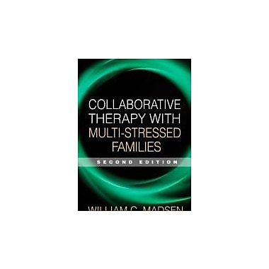 Collaborative Therapy with Multi-Stressed Families, Second Edition (Guilford Family Therapy), Used Book (9781593854348)