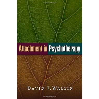 Attachment in Psychotherapy, Used Book (9781593854560)