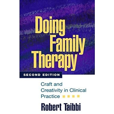 Doing Family Therapy, Second Edition: Craft and Creativity in Clinical Practice, Used Book (9781593854782)