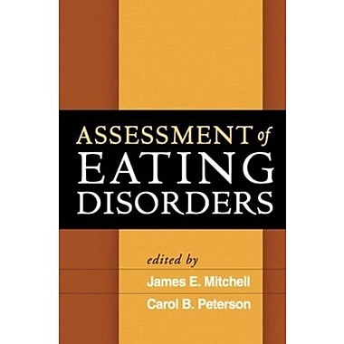 Assessment of Eating Disorders, Used Book (9781593856427)