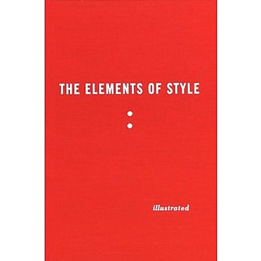 The Elements of Style Illustrated, Used Book (9781594200694)