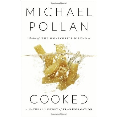 Cooked: A Natural History of Transformation Used Book (9781594204210)