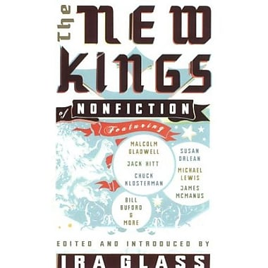 The New Kings of Nonfiction Used Book (9781594482670)