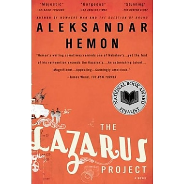 The Lazarus Project, Used Book (9781594483752)