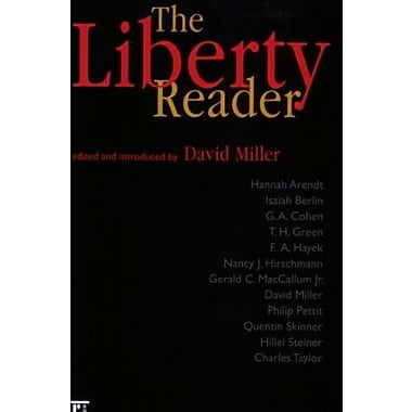 The Liberty Reader, Used Book (9781594511653)