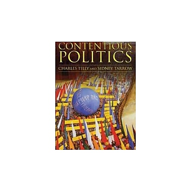 Contentious Politics, Used Book (9781594512469)