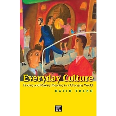 Everyday Culture: Finding and Making Meaning in a Changing World, Used Book (9781594514272)