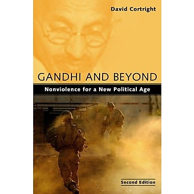 Gandhi and Beyond: Nonviolence for a New Political Age, Used Book (9781594517693)
