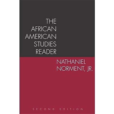 The African American Studies Reader, Second Edition, Used Book (9781594601552)