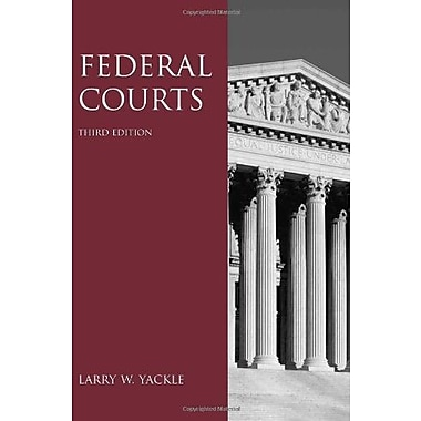 Federal Courts, Used Book (9781594605598)