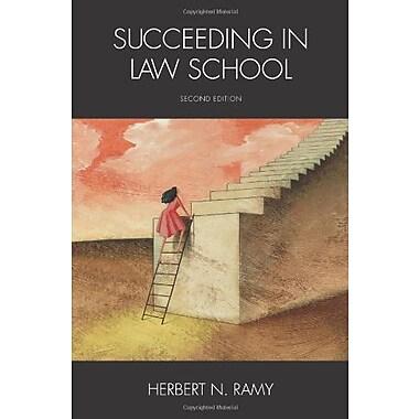 Succeeding in Law School, Used Book (9781594607400)