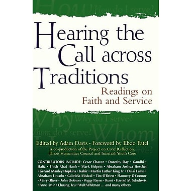 Hearing the Call across Traditions: Readings on Faith and Service, Used Book (9781594733031)