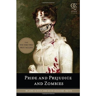 Pride and Prejudice and Zombies: The Classic Regency Romance - Now with Ultraviolent Zombie Mayhem!, Used Book (9781594743344)