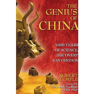 The Genius of China: 3, 000 Years of Science Discovery and Invention, Used Book (9781594772177)