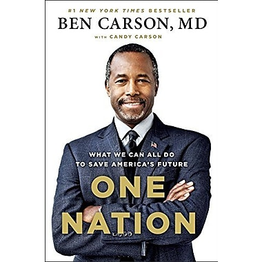 One Nation: What We Can All Do to Save America's Future Used Book (9781595231123)