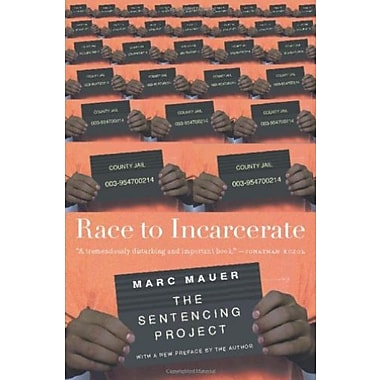 Race to Incarcerate, Used Book (9781595580221)
