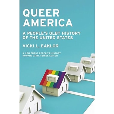 Queer America: A People's GLBT History of the United States, Used Book (9781595586360)