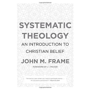 Systematic Theology: An Introduction to Christian Belief, Used Book (9781596382176)