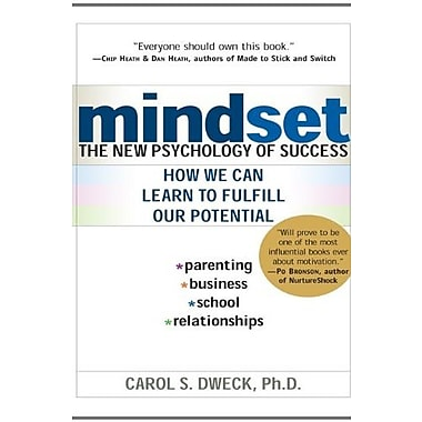 Mindset: The New Psychology of Success, Used Book (9781596597686)